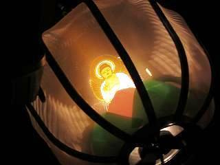 JazzBarサムライ灯篭500