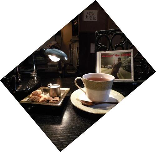 茶会記-月曜−チャイ