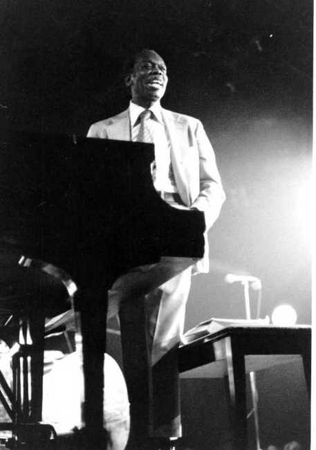 Hank Jones in nyc 1978