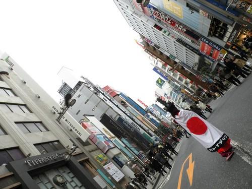 ヤマトナデシコ in 新宿路上